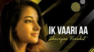 "Hello everyone here's my new cover of the song ""Ik Vaari Aa"" from the movie ""Raabta"" , hope you like my rendition of the song, ..."