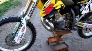 10. My tricked 2000 Suzuki Rm 250