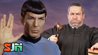 Star Trek Fan Film Controversy Escalates by Clevver Movies