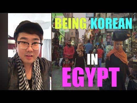العرب اليوم - شاهد: شاب كوري يكشف انطباعه عن زيارة مصر