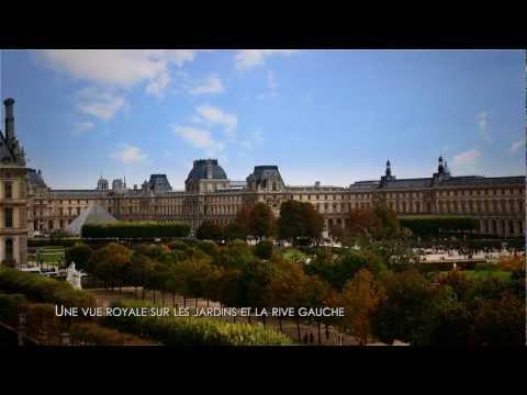 Hôtel Brighton**** Paris - Un hôtel avec une vue sur la Tour Eiffel et le jardin des Tuileries