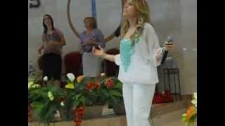 CONGRESO DE LA MUJER 2013 027 RUTH MIXTER
