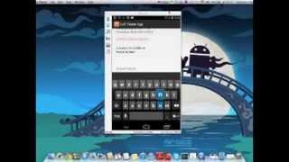 Debugger App for UAT YouTube video