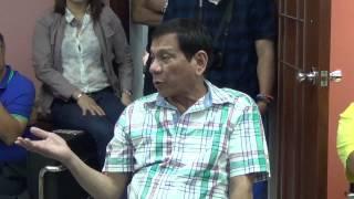 Duterte eyes revolutionary government