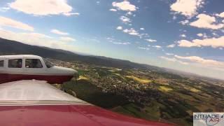 Flying Over El Valles