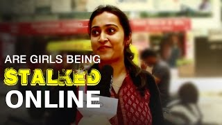 Are Girls Being Stalked Online?