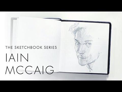 The Sketchbook Series - Iain McCaig