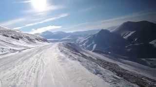 Erzurum Turkey  City pictures : Erzurum Palandöken Ski in Turkey Narty w Turcji 2015 January Not GoPro ! HD