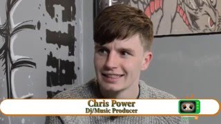 Chris Power Interview (Irish Music producer)