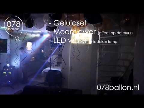 078 geluidset lichtset