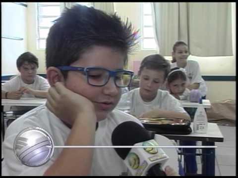 Teste de visão escola Meleiro - ARTV Canal 5