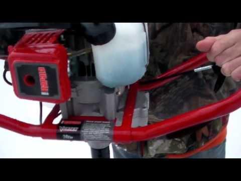 rapala vortex ice drill v33-c