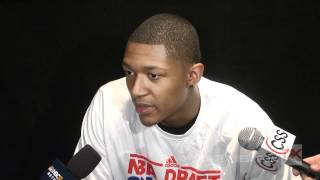 Bradley Beal Draft Combine Interview
