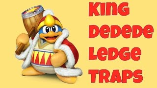 King Dedede Ledge Traps – Trap King!