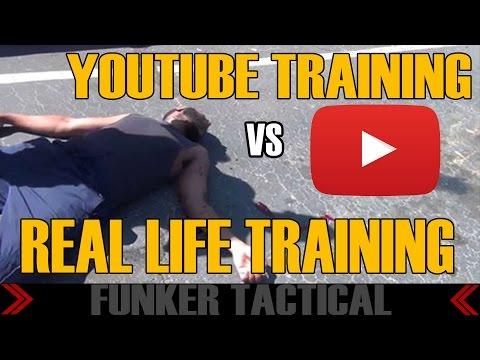 Youtube vs Trénink