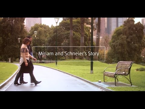 Miriam and Schneier's Story