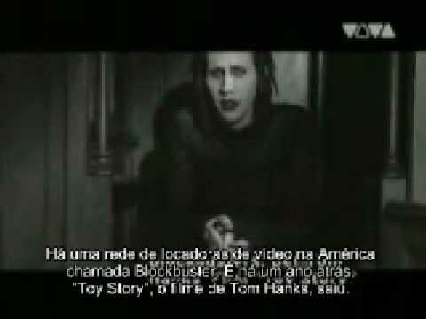 Confissão de Marilyn Manson