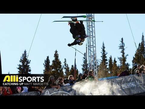 Matt Margetts Freeski – AlliSports Catching Up at the Winter Dew Tour