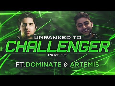 Yassuo | Unranked to Challenger | Episode 13 |  A WILD DOM APPEARS (видео)