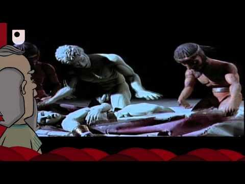 Achill - Griechische Helden in populärer Kultur  im Laufe der Zeit (1/3)