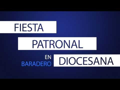 Fiesta Patronal Diocesana