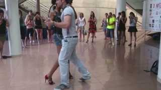 Kizomba Isabelle and Felicien * Touch me - Sheïna*