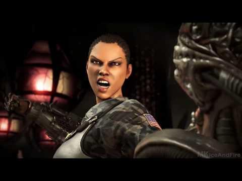 Video Mortal Kombat X ALL Fatalities On Alien Fatality Gameplay download in MP3, 3GP, MP4, WEBM, AVI, FLV January 2017