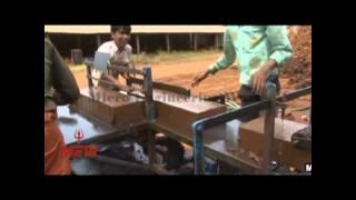 Coimbatore India  City new picture : Automatic Clay Bricks Making Machine,Coimbatore,India Cell +91 98947 48600