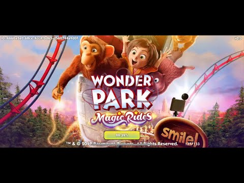 WONDER PARK : MAGIC RIDES- iOS- FIRST GAMEPLAY- iPhone X