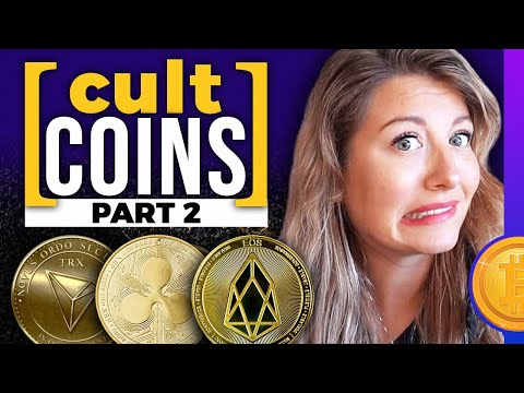 Cult Coins Pt. 2: XRP || EOS || TRON video