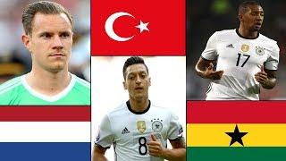 Video Did You Know The Original Countries Of Germany National Football Team MP3, 3GP, MP4, WEBM, AVI, FLV Juli 2018