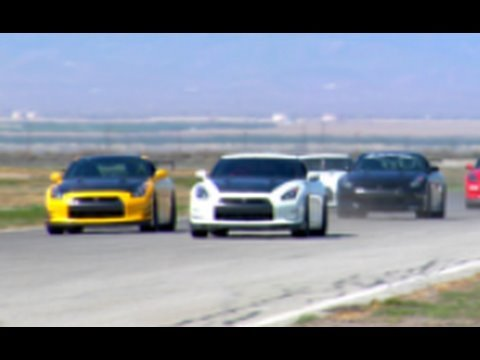The Nissan GT-R and Affordable Sports Cars - Garage419