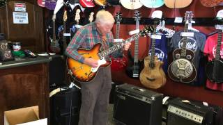 Bob Wood - 80 years old and awesome