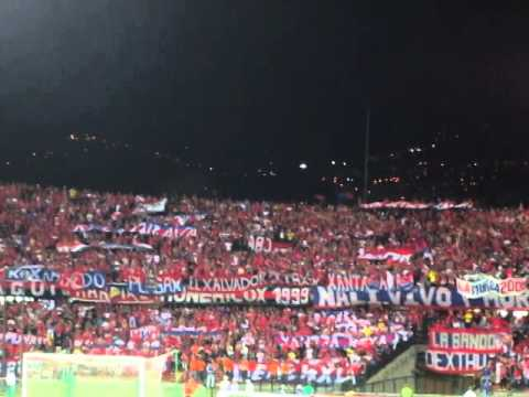 Dale Dale Medellin ** DIM 2 v.s Env 0 //23/07/14 - Rexixtenxia Norte - Independiente Medellín