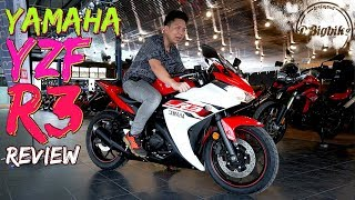 7. รีวิว Yamaha YZF R3 | Bigbike มือสอง 109,000บาท สภาพเป็นอย่างไร