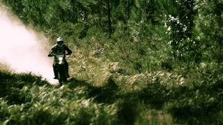 6. Suzuki RMX 450 Z Enduro Training
