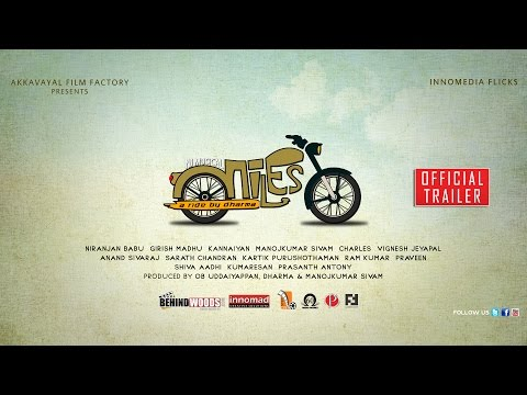 Miles - Official Trailer | Tamil Short Film short film