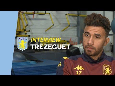 Interview   Trezeguet on Villa, Liverpool and Mo Salah