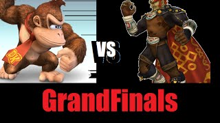 Hype Grand Finals at a recent NorCal Local: FF Mr. Brandandorf vs ThunderzReign