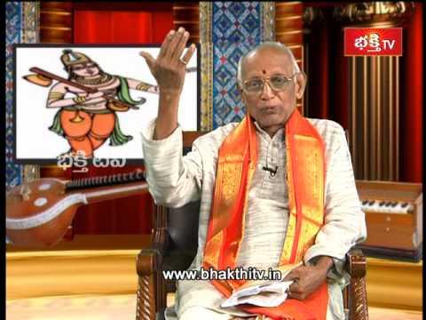 Carnatic Vocalist Ksr Balakrishna Sastri Special Swararchana_Part 2