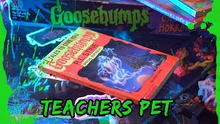02 - Teachers Pet  |  Tales to Give you Goosebumps - Goosebumps Audiobook Reading