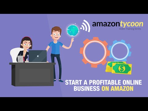 How to Start an Online Business on Amazon the RIGHT way with no Technical Knowledge