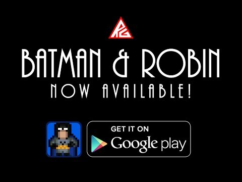 Video of Batman and Robin