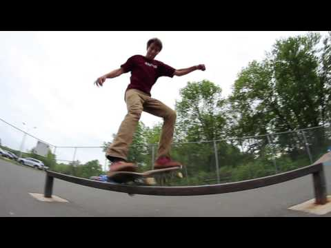 Spencer Ives @ Canton Skatepark