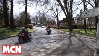 8. Yamaha FJR1300 Old vs New | Road Tests | Motorcyclenews.com