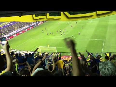 Esta lluvia de mierda - Yo paro en la 12 (BOCA-COLON 2016) - La 12 - Boca Juniors