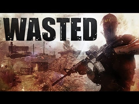 Modern Warfare 3: WASTED | PC Montage by rechyyy