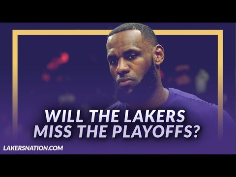 Video: Lakers Podcast: Lakers Playoff Push, Buyout Market Options, AD Rumors Fallout with Allen Sliwa