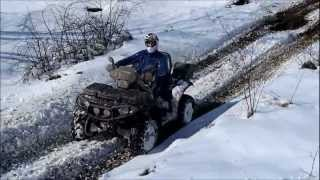 8. Polaris Sportsman 800 vs 850