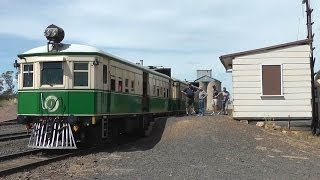 Gulgong Australia  city photo : Tin Hares from Gulgong to Gilgandra: Australian Trains